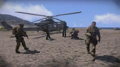 Joint Operations Training