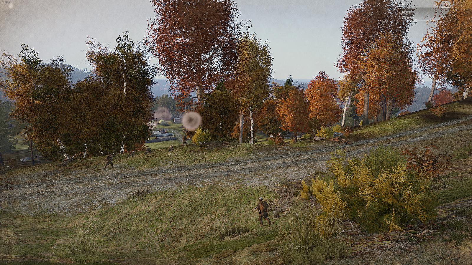 Angriff auf die FOB Kygor.