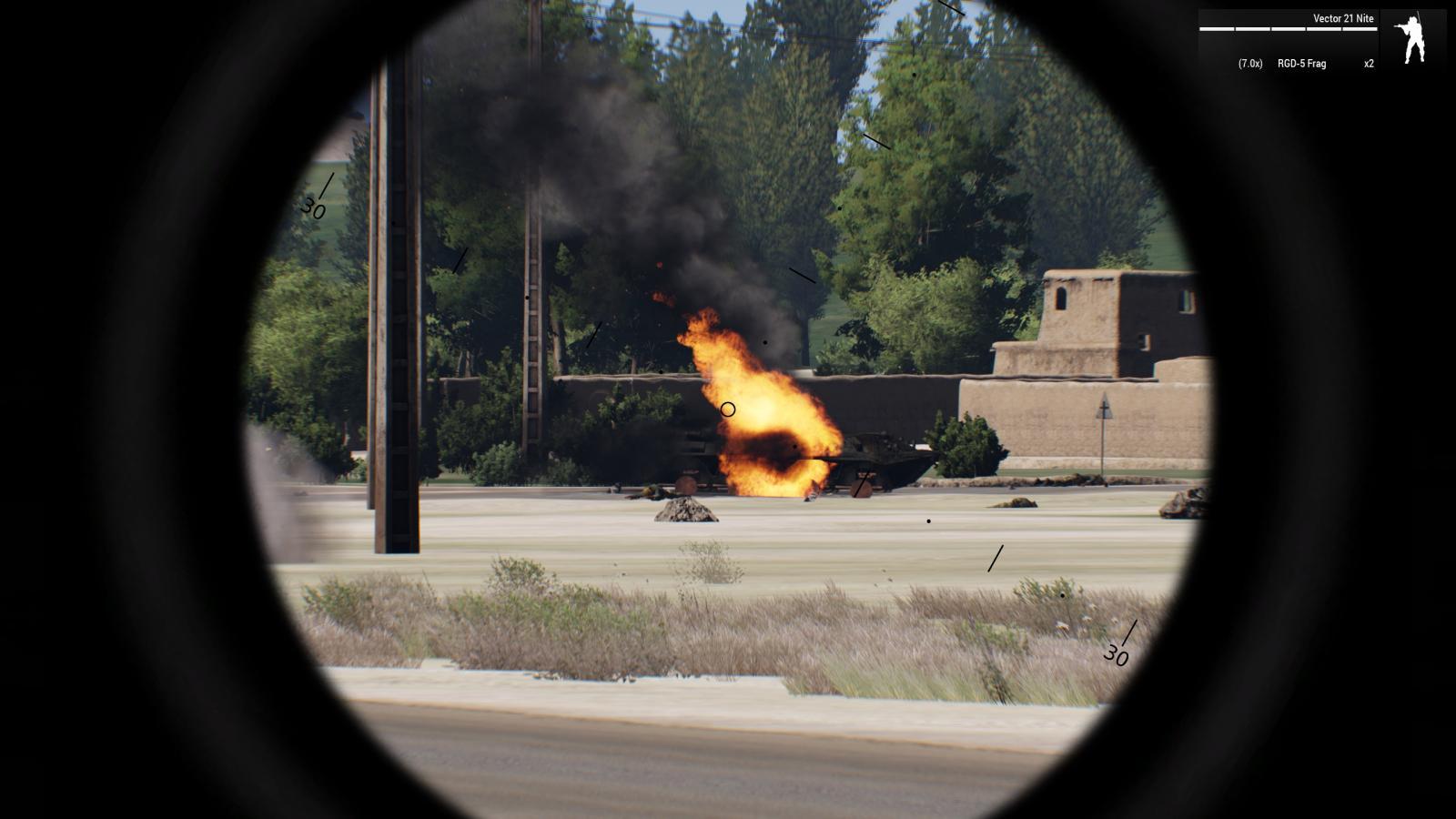 BURN BTR